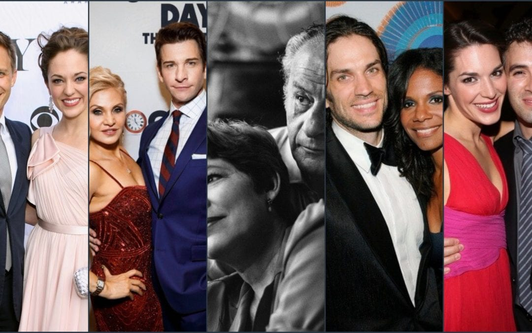 5 Famous Couples Who Met on Stage