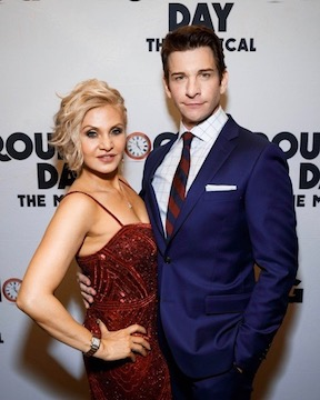 Orfeh and Andy Karl - CallBoard